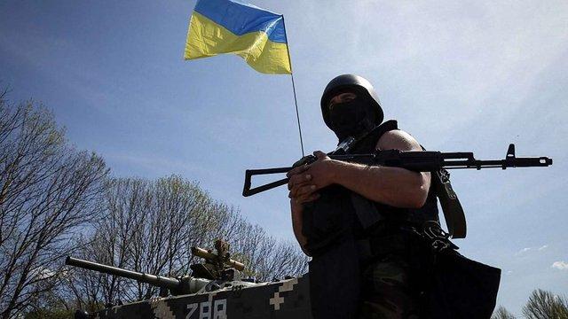 Під час бою біля Водяного українські військові знищили шістьох бойовиків