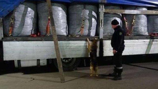 Вилучену у Шегинях контрабанду оцінили майже у півмільйона гривень