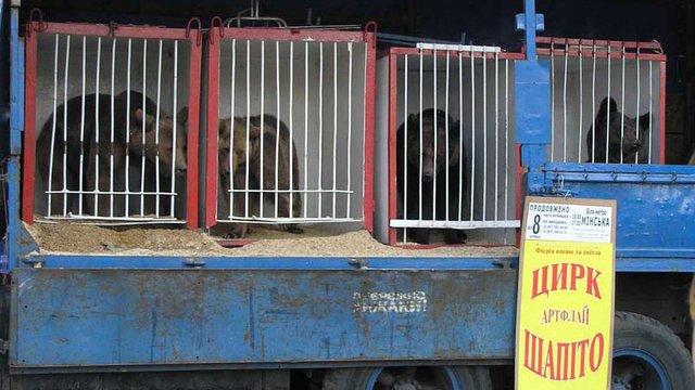 АМКУ зобов'язав мерію Львова скасувати заборону на діяльність пересувних цирків