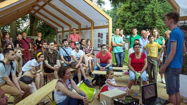 У Львові оголосили конкурс міських ініціатив для «Майстерні міста»
