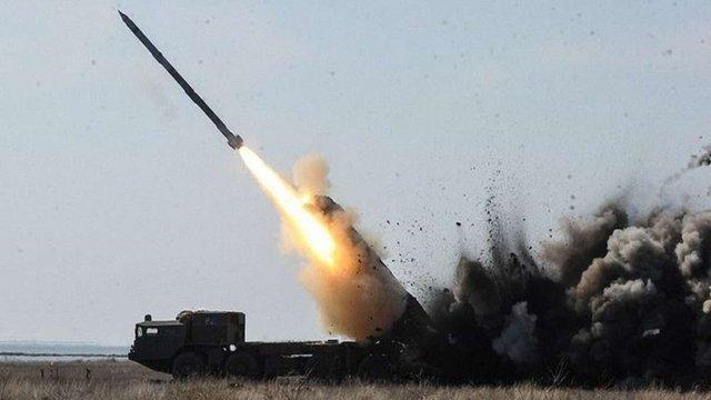 Турчинов повідомив про успішні випробування української ракети