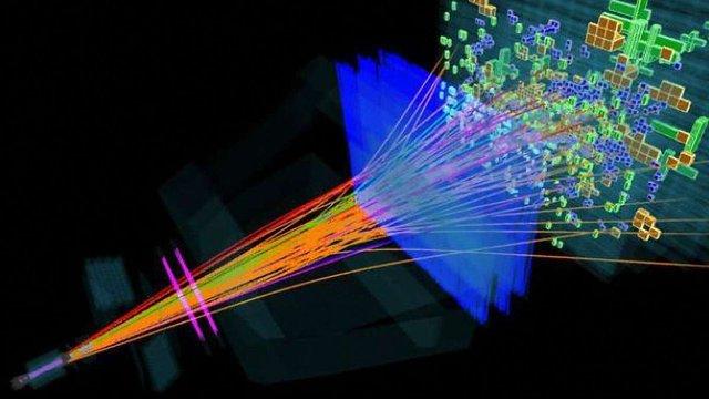 Вчені CERN випадково відкрили відразу п'ять нових елементарних частинок