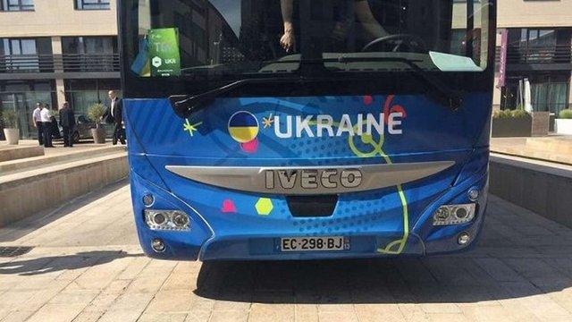 На матч збірної України проти Хорватії вирушило 27 автобусів з вболівальниками