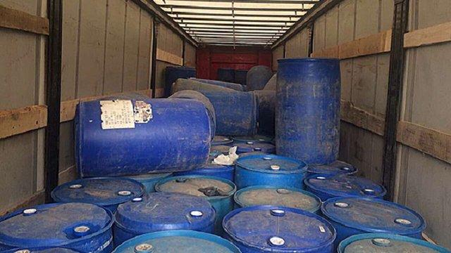 У Львові вилучили 18 тонн спирту для виробництва фальсифікованого алкоголю