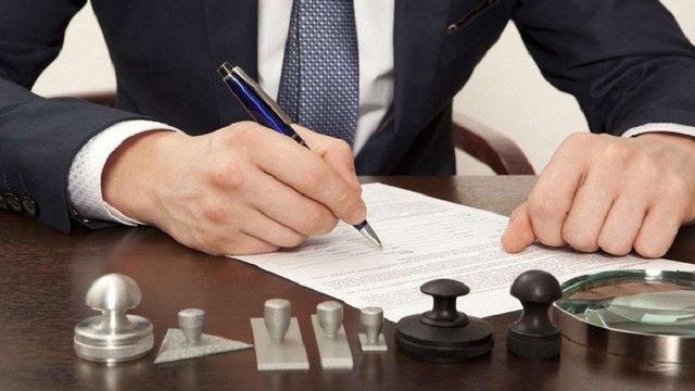 Верховна Рада скасувала обов'язкове використання печаток підприємцями