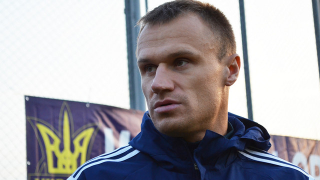 Екс-гравець «Шахтаря» став експертом на телеканалі «Футбол»