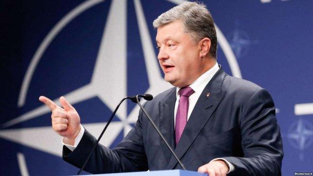 Порошенко доручив залучити допомогу НАТО для розмінування в Балаклії