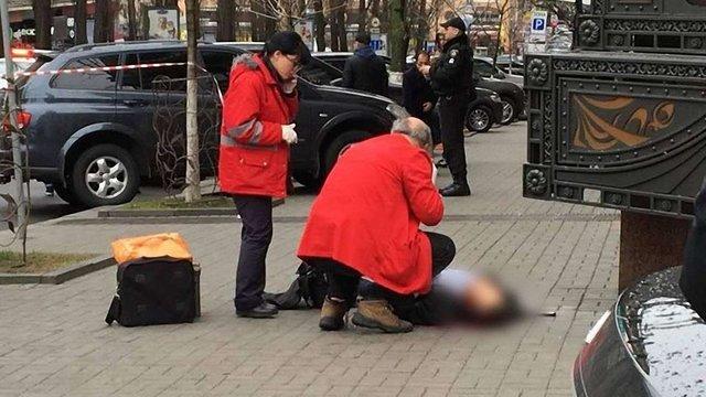 ЗМІ оприлюднили ймовірне ім'я вбивці Дениса Вороненкова