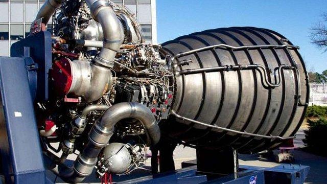 NASA випробувало двигун для міжпланетної ракети, яка полетить до Марсу