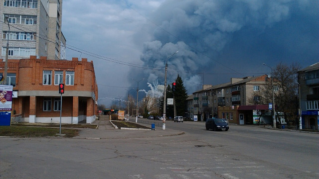 У Балаклії вибухова хвиля зруйнувала щонайменше 12 приватних будівель, - ДСНС