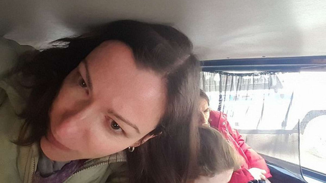 У Білорусі затримали українську журналістку Христину Бердинських