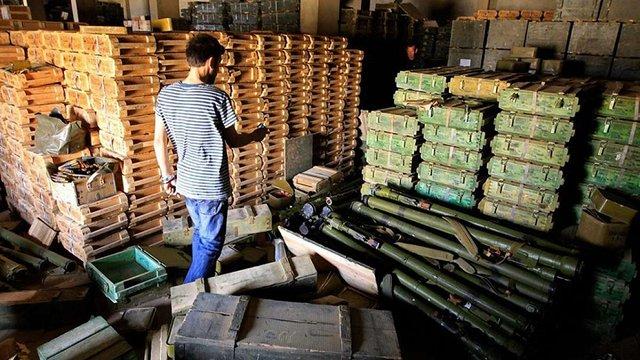 На утримання військових складів Міноборони витратить майже ₴100 млн