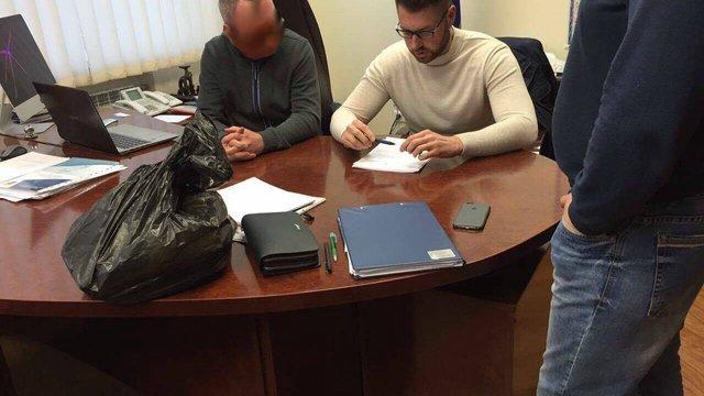 Заступника голови Шевченківської РДА Києва арештували з можливістю застави