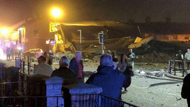 В Англії стався вибух у танцювальній студії, поранення отримали 34 людини