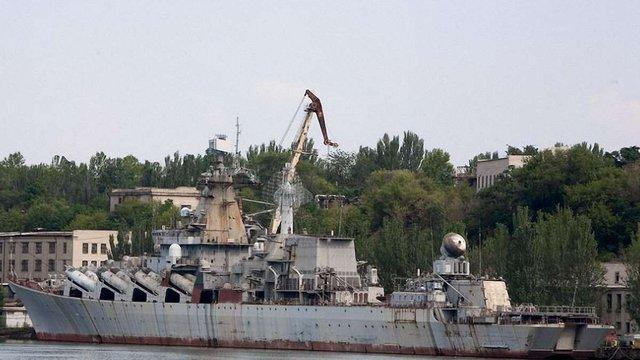 Недобудований крейсер «Україна» демілітаризують і продадуть, щоб виплатити борги