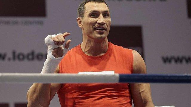 Володимир Кличко хоче завершити кар'єру боєм в Києві