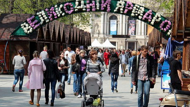 З 8 квітня у Львові розпочнеться Великодній ярмарок
