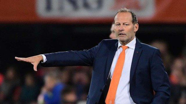 Головного тренера збірної Голландії з футболу звільнили після поразки від Болгарії