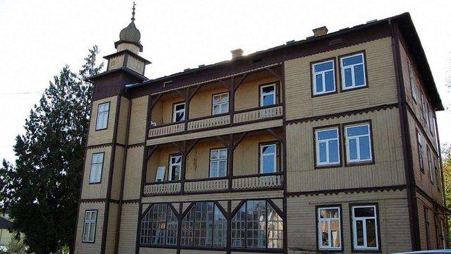 Прокуратура програла суд щодо приватизації історичної вілли у центрі Трускавця