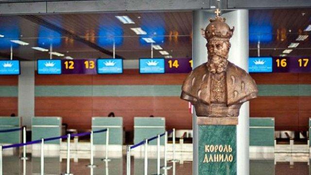 У львівському аеропорту організують мистецький проект «Король Данило»