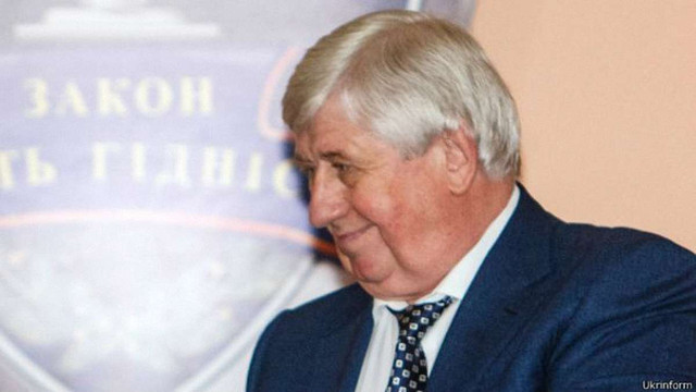 Шокін через суд намагається повернути собі посаду генпрокурора