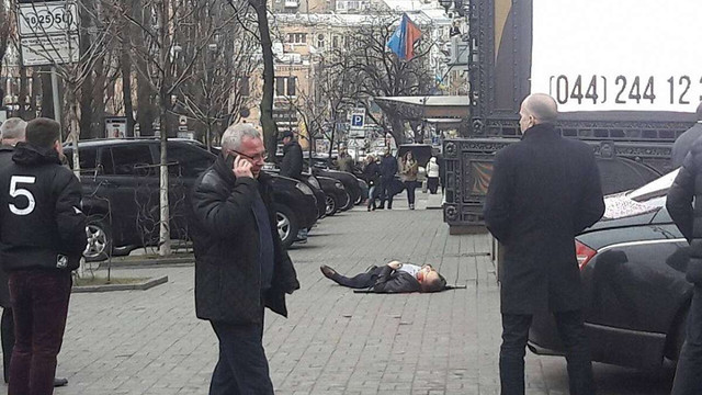 МВС оголосило ймовірного спільника вбивці Вороненкова в розшук
