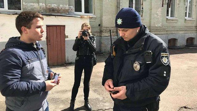 У Житомирі голова ветеранської організації напав на журналіста каналу «24»