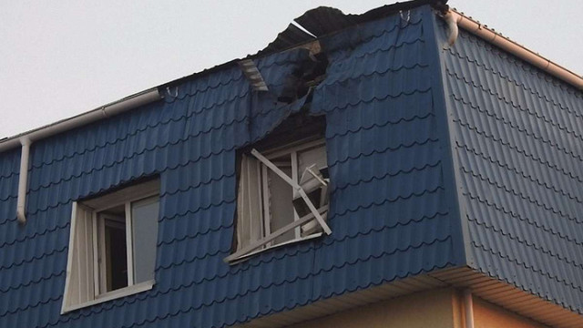 Біля обстріляного консульства Польщі в Луцьку знайшли деталі від РПГ-22