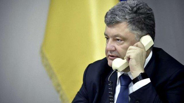Порошенко запропонував полякам спільно розслідувати інцидент в Луцьку