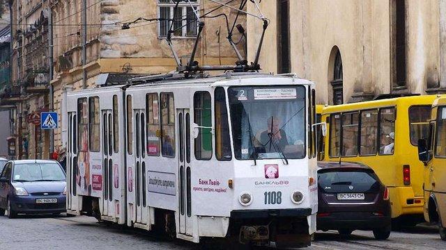 У Львові на Сихів тимчасово пустять трамвайний маршрут №2