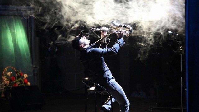 Саксофоніст з Ізраїлю зіграє для львів'ян романтичні хіти