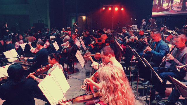«Євробачення» відкриє знаменитий рок-оркестр народних інструментів