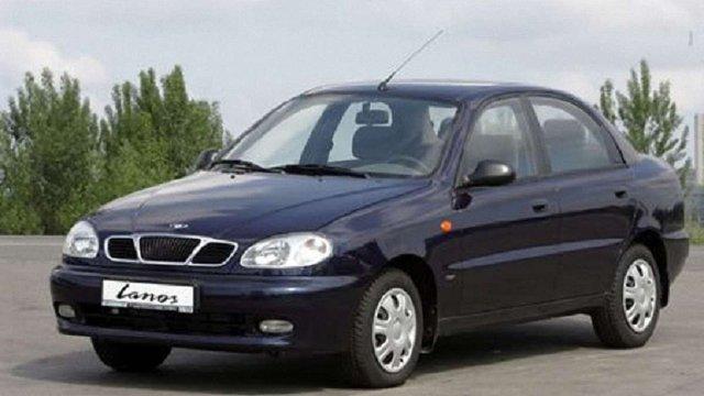 За останні 16 років українці найчастіше купували Daewoo Lanos