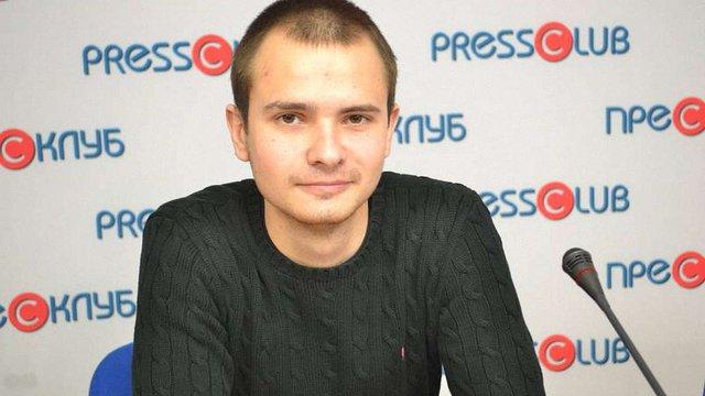 У Львові добровольці вимагали об'єктивного розслідування у справі журналіста Валентина Можара