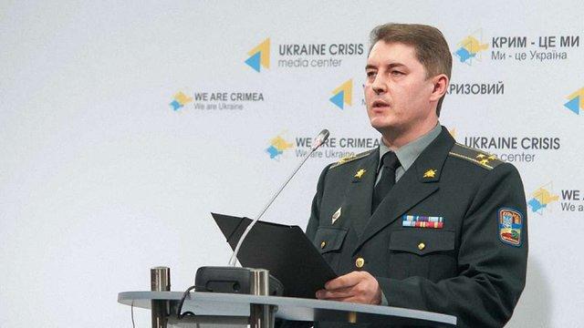 У Міноборони заявили про готовність припинити вогонь в АТО з 1 квітня