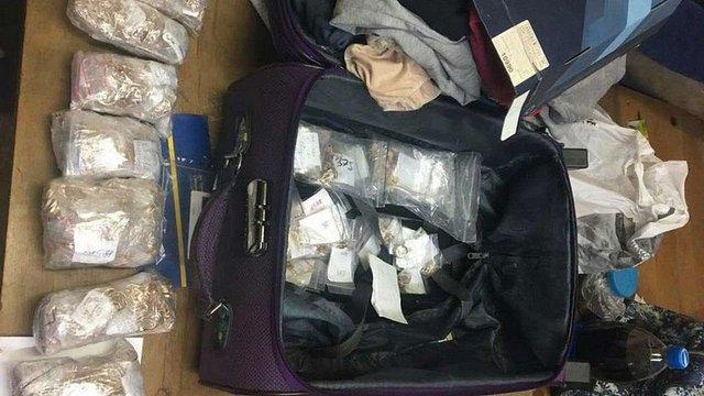 На Харківщині СБУ зупинила контрабанду 2 кг золота в РФ