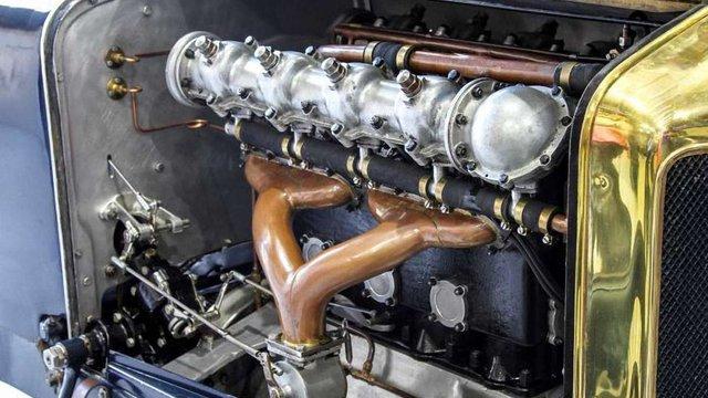 Двигун 103-річного автомобіля надрукували на 3D-принтері в Австралії