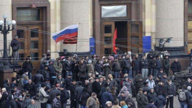 Суд ухвалив вирок ще одному учаснику штурму Харківської ОДА у квітні 2014 року