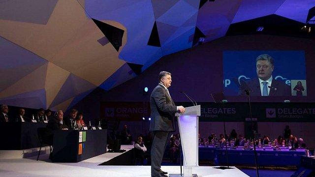 У Європі схвалили резолюцію про розробку «плану Маршалла» для України, –  Порошенко