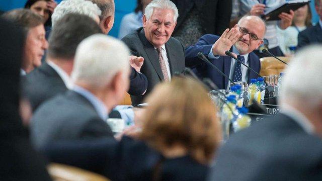 Держсекретар США завоював симпатії голів МЗС країн НАТО жартом про Лаврова