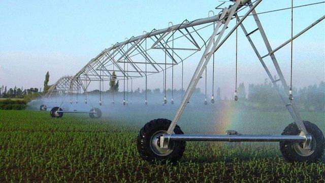 Національна академія аграрних наук розробила нову стратегію зрошення земель в Україні