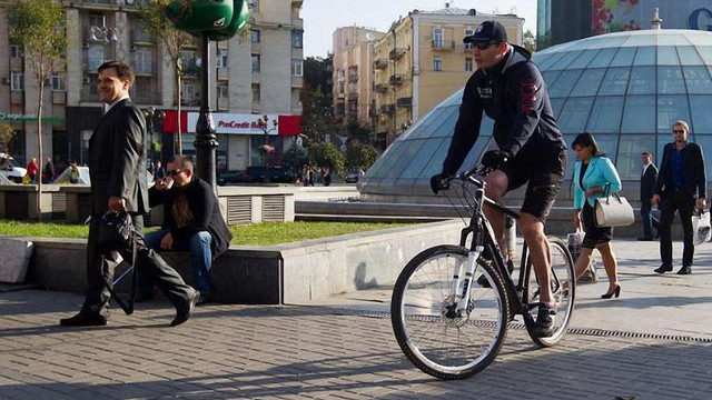 У 2016 році Кличко витратив частину доходів і придбав два нові велосипеди, - декларація