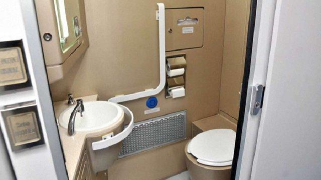 «Укрзалізниця» хоче купити туалети для потягів по ₴1 млн за одиницю