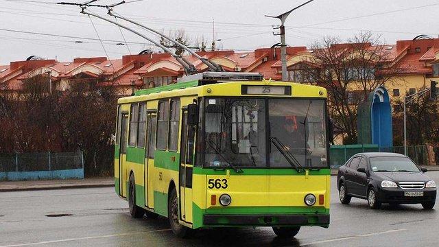 На вул. Пасічній у Львові планують збудувати тролейбусну лінію