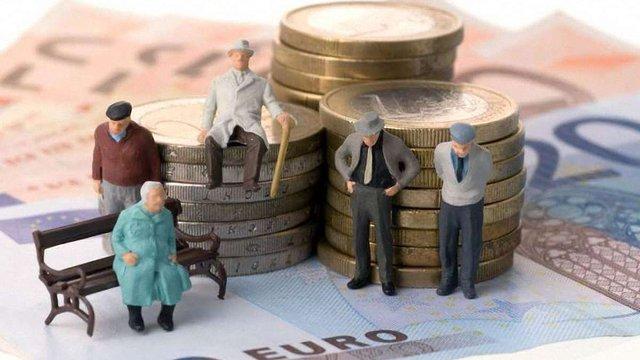 Україна зобов'язалася перед МВФ до травня ухвалити пенсійну реформу
