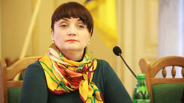 Депутати ЛОР звільнили з посади першу заступницю голови облради Парасковію Дворянин