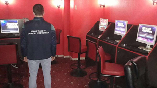 У Рівному викрили мережу підпільних казино