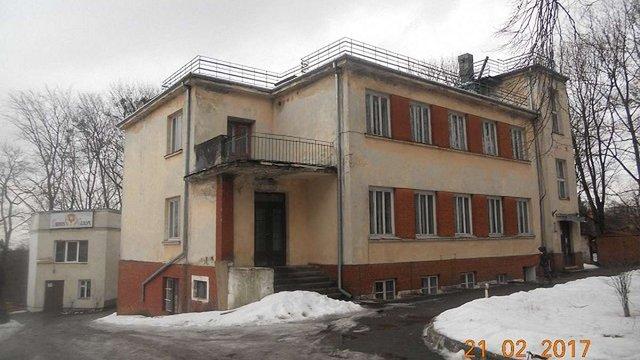 На вул. Пасічній УКУ хоче створити реабілітаційний центр