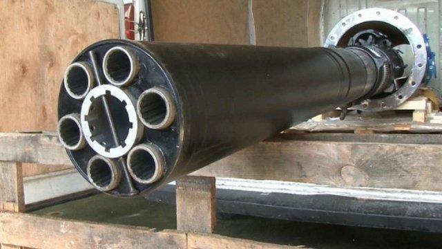 Дві українки намагались вивезти до Польщі морську протиповітряну гармату