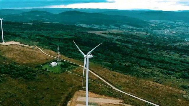На Львівщині цього року запрацюють три вітрові  та три сонячні електростанції